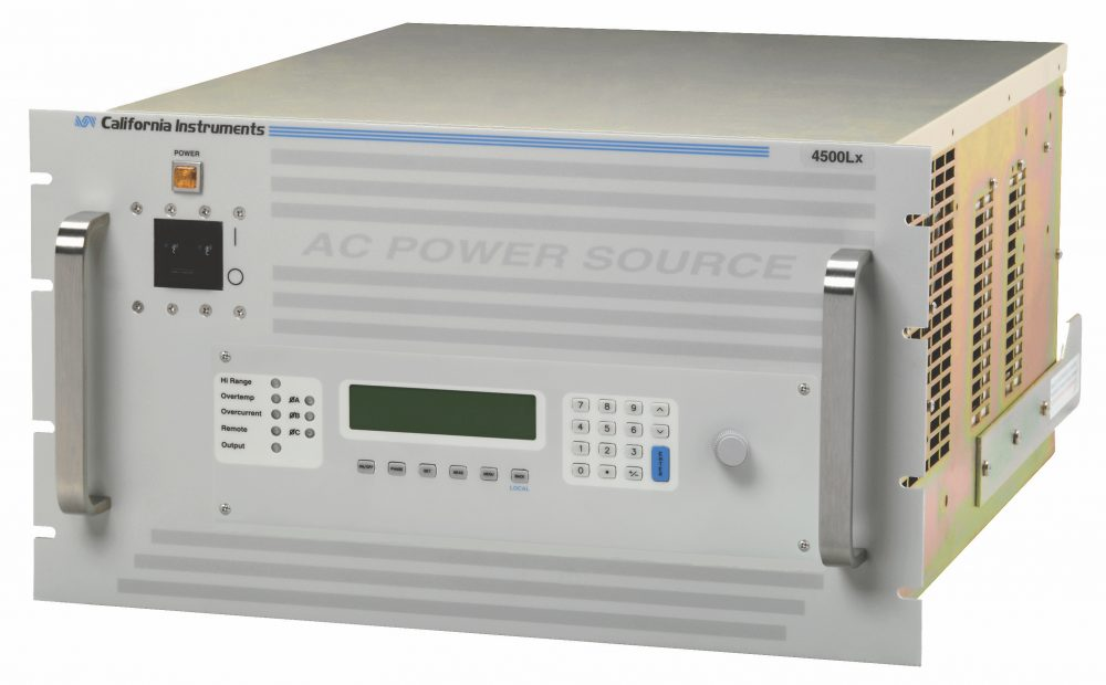 Ls-Lx Series 3kVA - 18kVA Three phase and Single phase AC Source Image