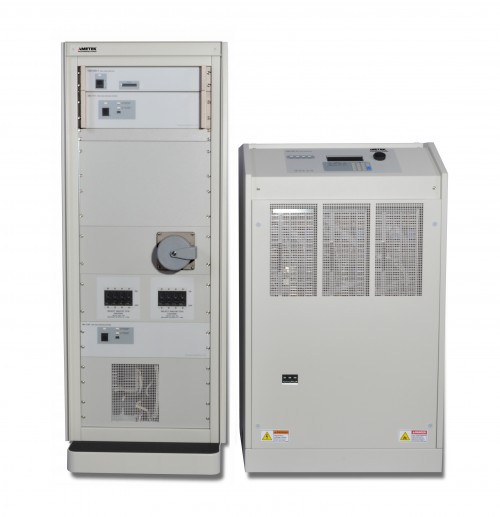 MX Compliance Test System Harmonics and Flicker testing of high power AC products Image