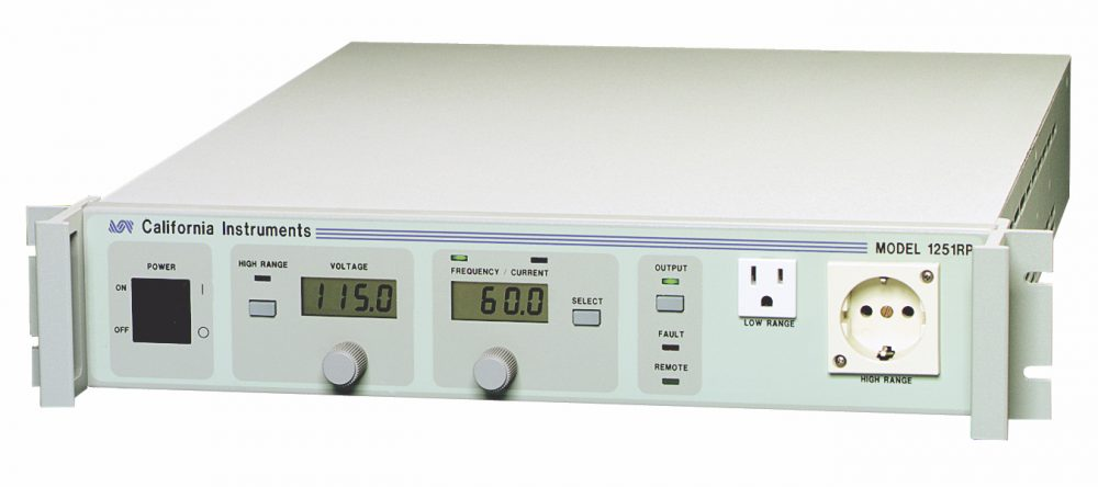 RP Series 800VA - 2000VA General purpose AC power sources Image