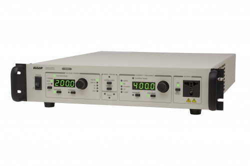 CW Series 800VA - 2500VA Cost-effective low profile AC power source Image