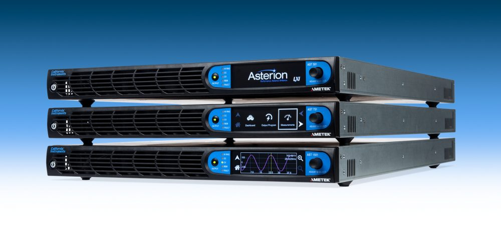 Asterion AC/DC Power Sources Image