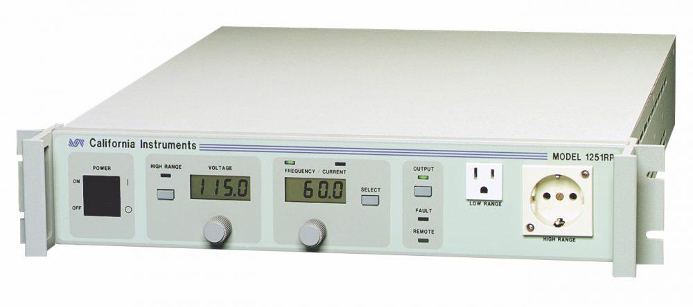 RP Series 800VA – 2000VA General purpose AC power sources