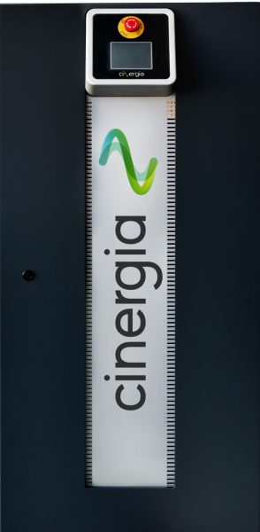 CINERGIA GE+ vAC/DC Full Regenerative AC/DC Grid Simulator