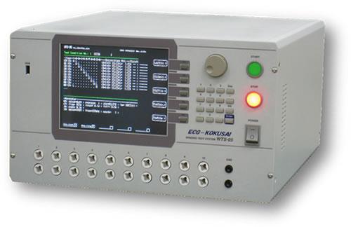 ECG-Kokusai WTS-05 Integrated Impulse Winding Tester